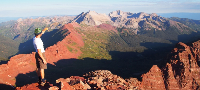 The Journey Above 14K: The Colorado 14ers