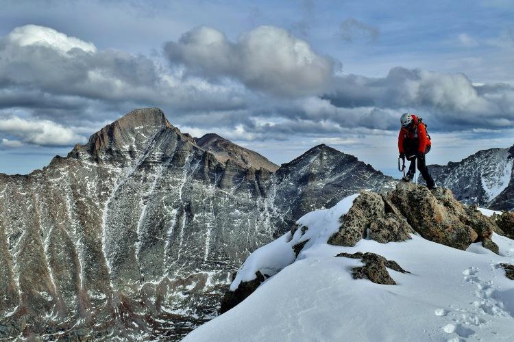 Summit of McHenrys Peak