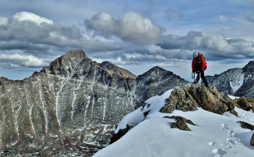 In Search of Snow in the Big Park – McHenrysPeak