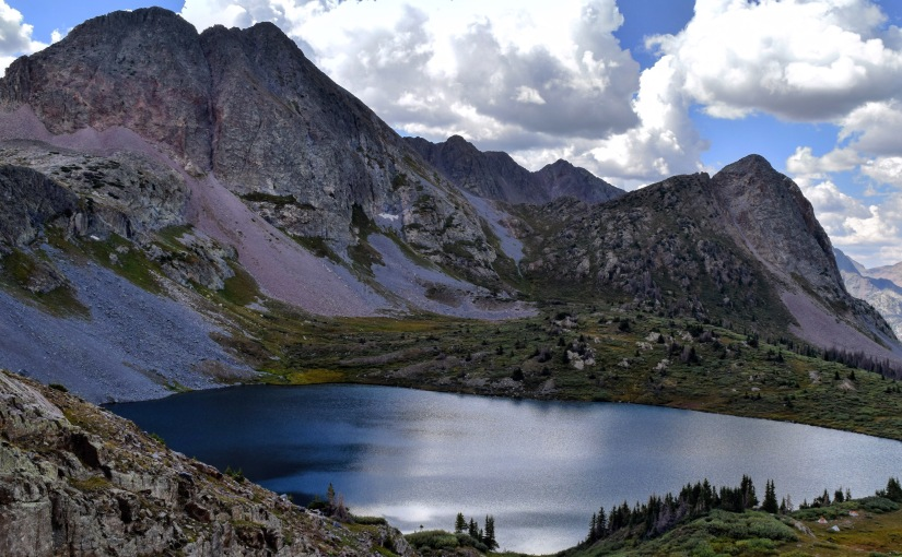 Laboring in the Weminuche: Rock Lake 13ers – by Ben Conners