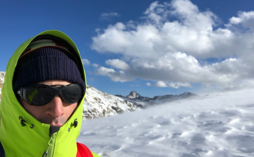 Snowdrift Peak – Rocky Mountain NationalPark